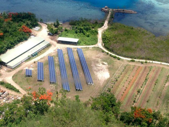 Turtle Island Solar Panels